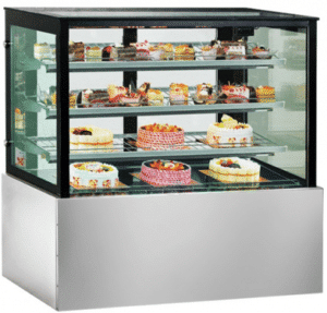 Standing Cake Display 1500mm by Norsk