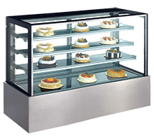 Standing Cake Display 1800mm by Norsk