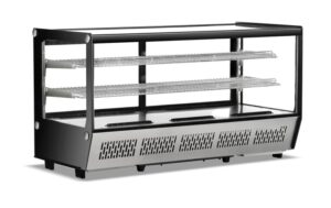 Chilled Square Countertop Display 202 Ltr by Norsk