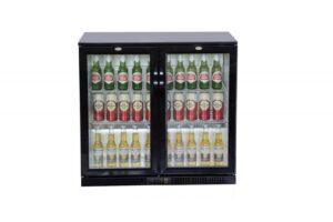 Double Door Alfresco Fridge by Beerkool
