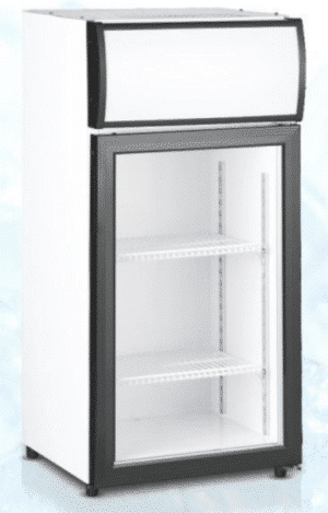 Display Freezers - Upright