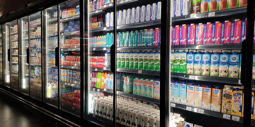 The Benefits of a Commercial Display Fridge